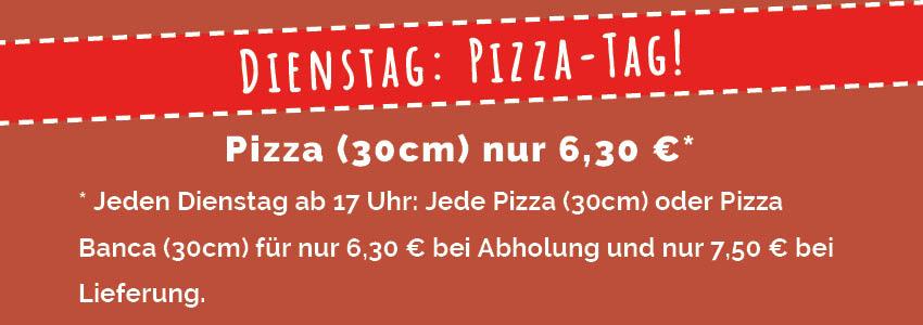 Pizza bestellen Schwaigern